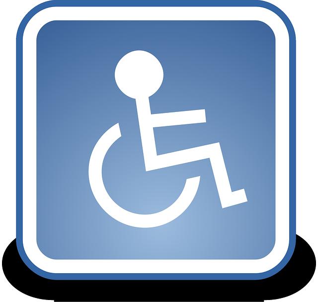"""disabled 97871 640 - """"Menschen mit Behinderungen"""""""