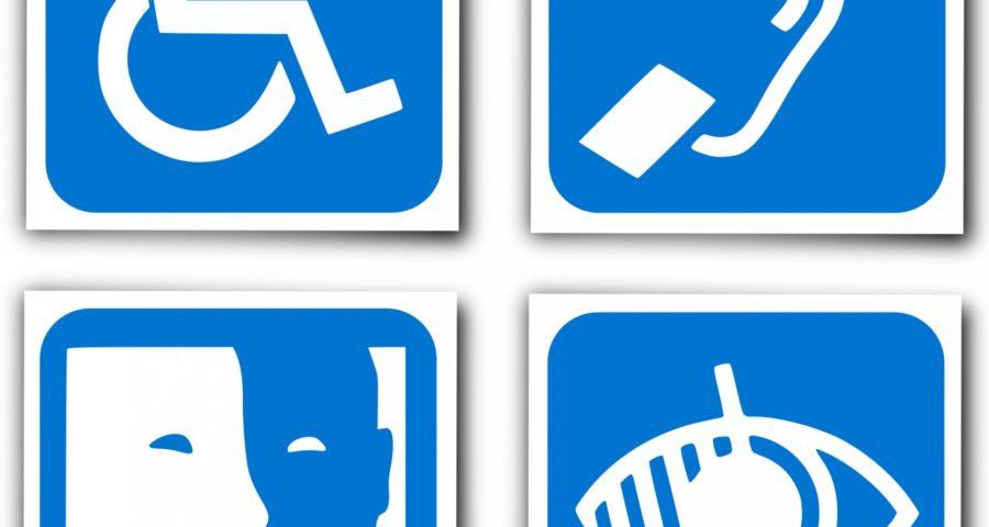 Handicap Pictogramme