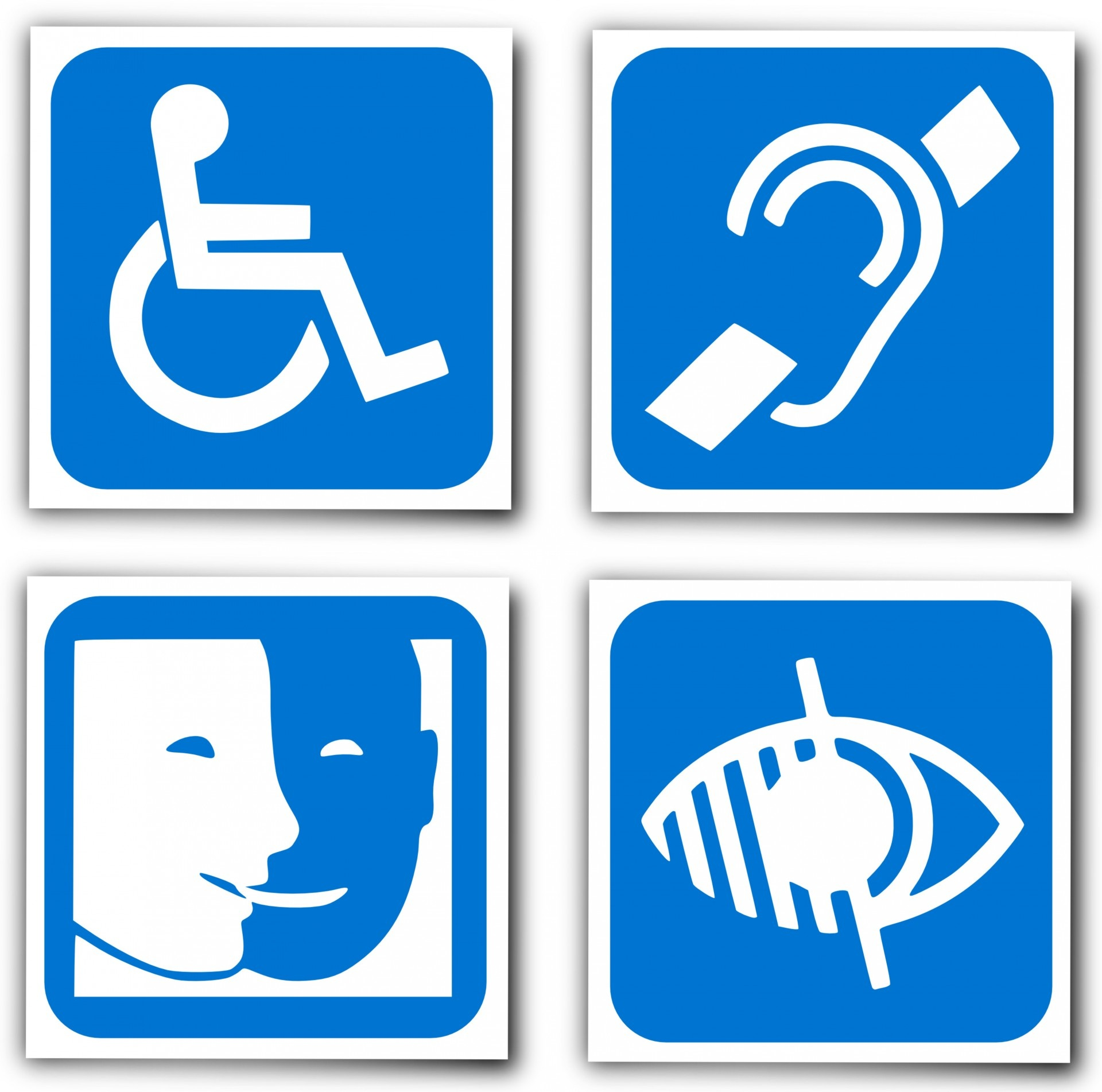 Handicap Pictogramme