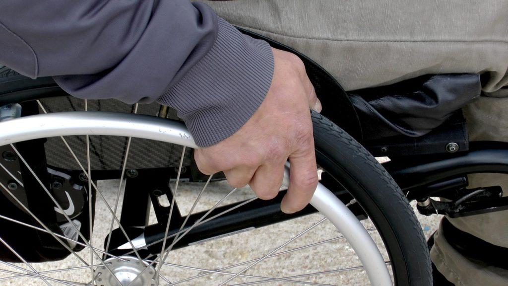 Behinderung